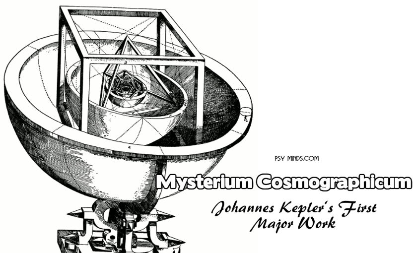Mysterium Cosmographicum Johannes Kepler's First Major Work