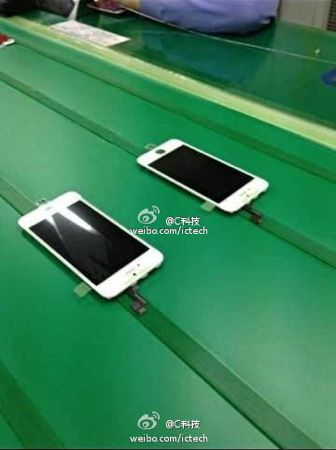 iPhone-5S-Dalle-Chaine-Assemblage