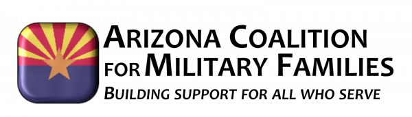 Arizona Coalition for Military Families Logo