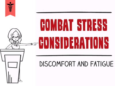 The Brain and Combat Stress course image