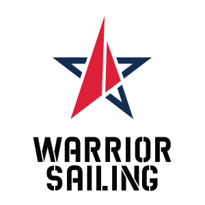 warrior sailing veteran ready organization logo