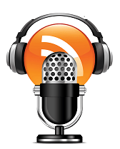 image of a podcast