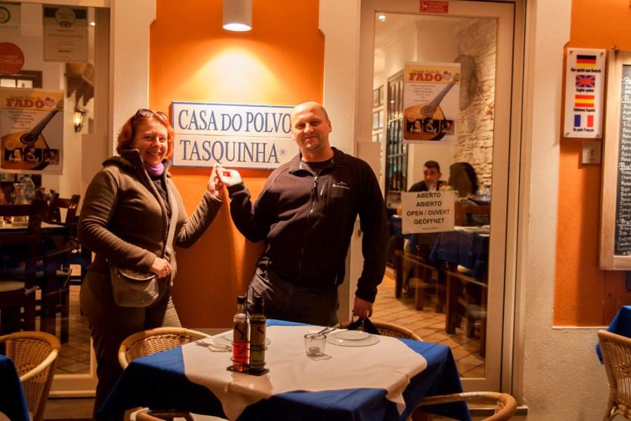 Restauracja z najlepszymi ośmiornicami w Europie