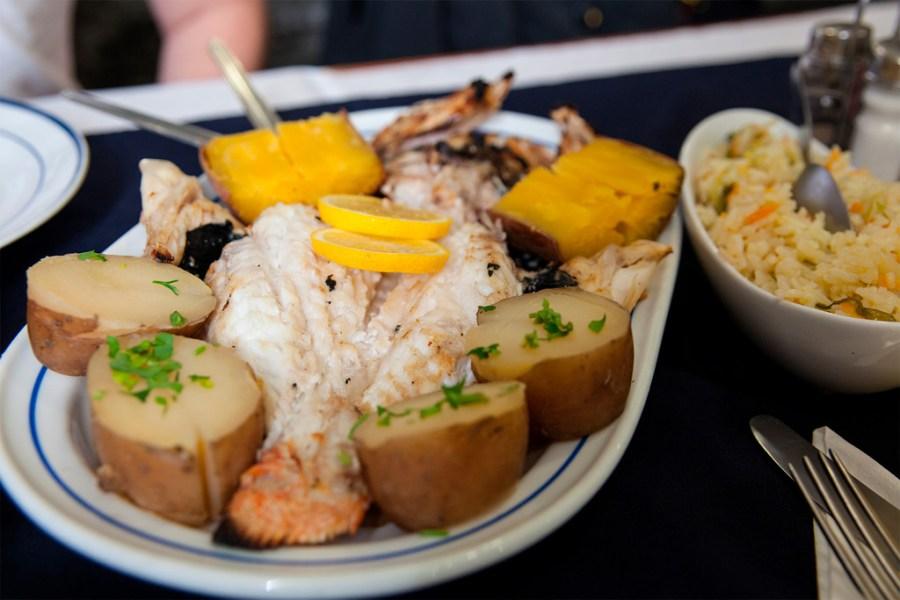 Azory kulinarnie - ryby
