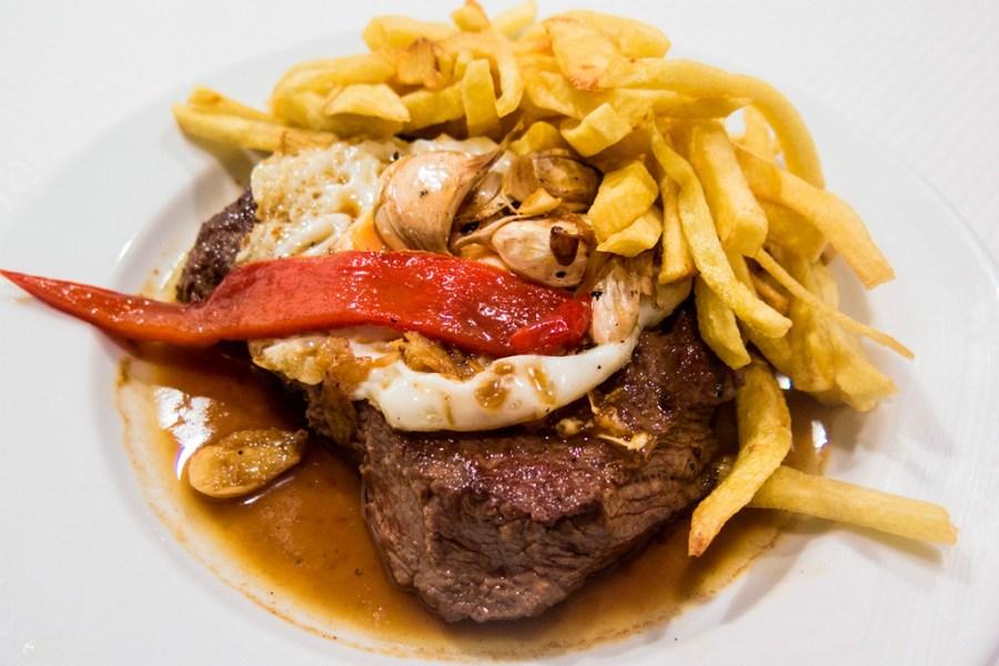 Azory kulinarnie - steki!