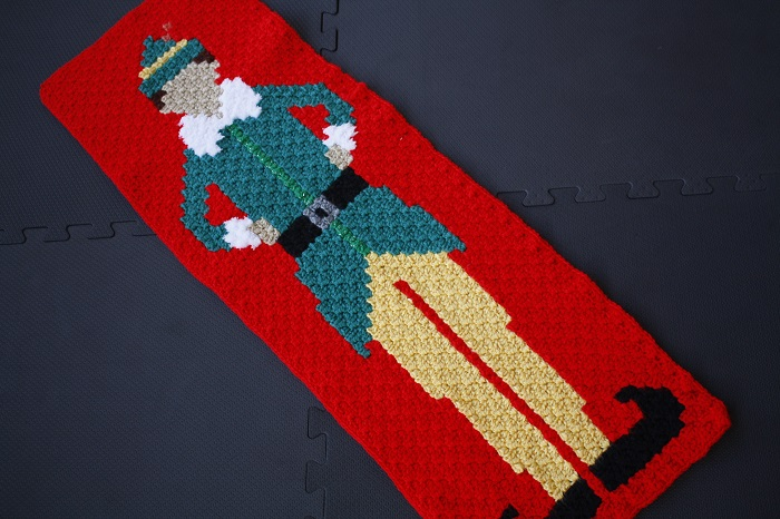 Buddy The Elf Graphghan Christmas Blanket