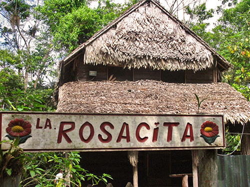 "La Rosacita, the home of ""gringo shaman"" Ron Wheelock"