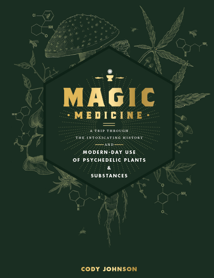 Magic Medicine book cover