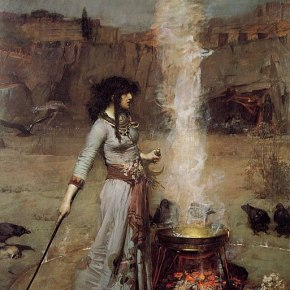 """Psychedelics and Witchcraft -- The Truth About Hallucinogenic """"Hexing Herbs"""""""