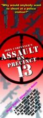 Assault on Precinct 13 Poster 23-7-14 by Scott Johnston