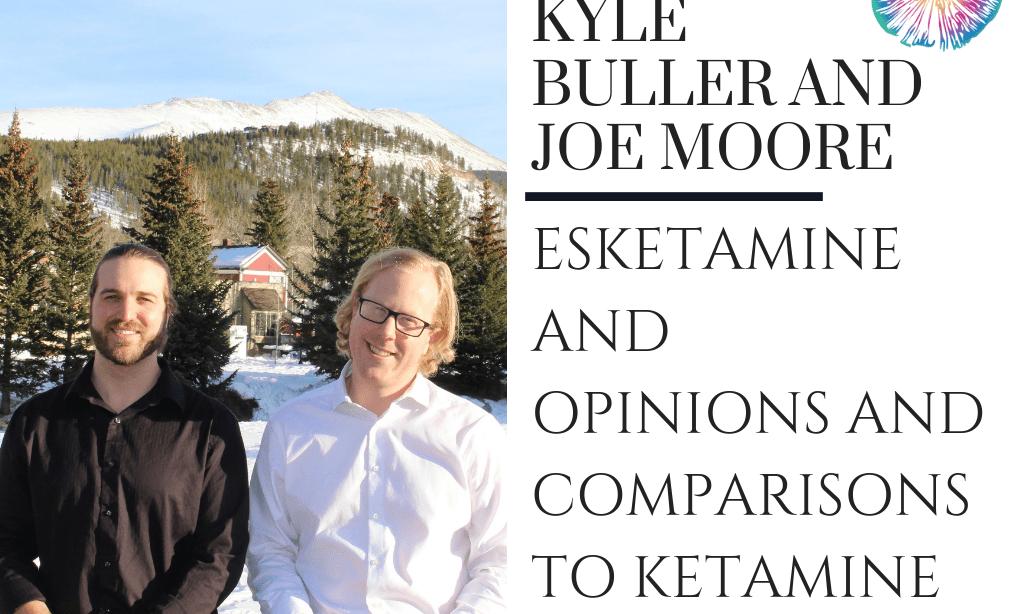 Kyle and Joe