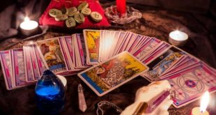 Angel Cards and Tarot Cards