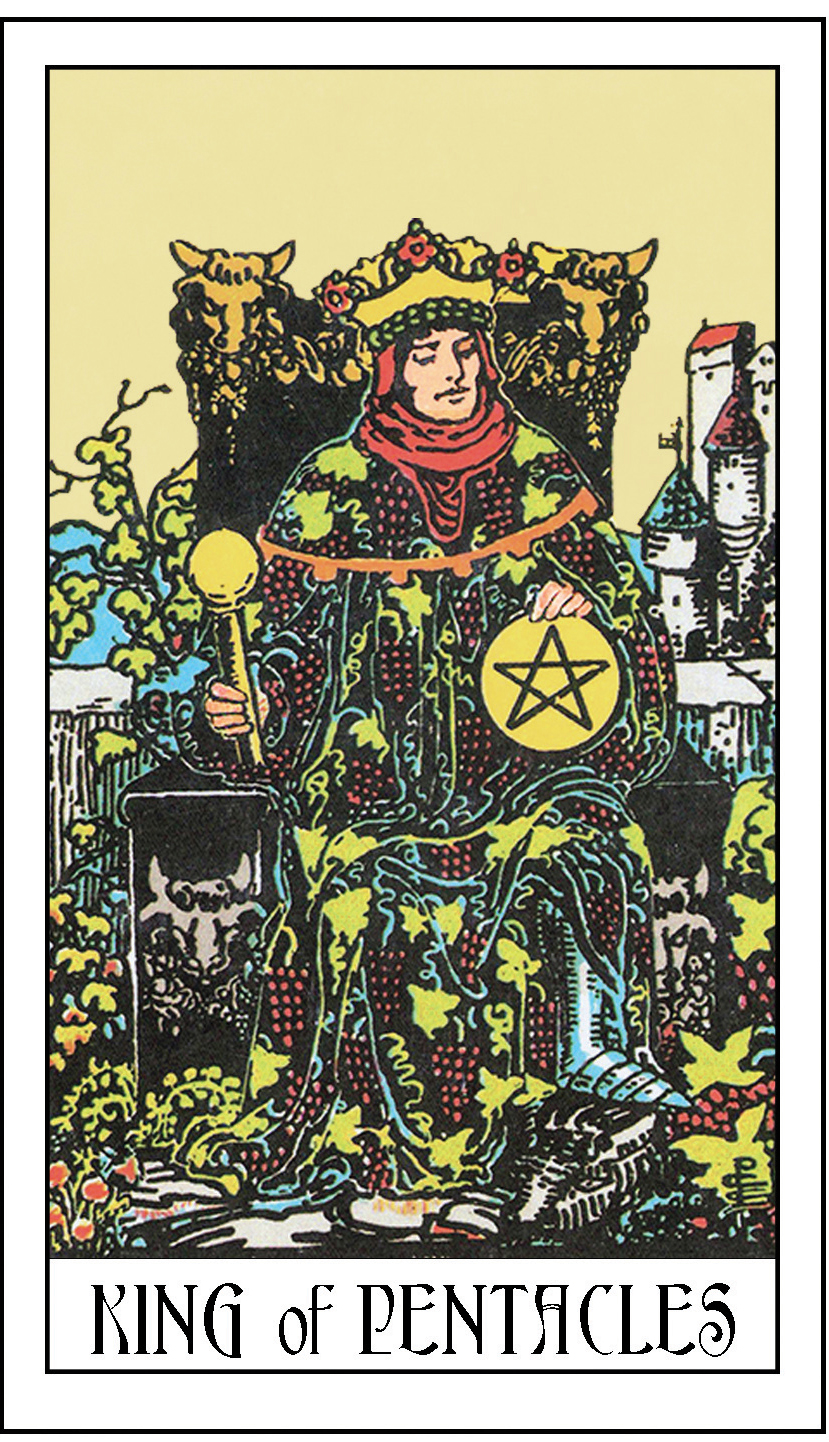 King Of Pentacles Psychic Cards The knight of cups is a good sign that the person you are with is exactly who you need! king of pentacles psychic cards