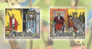 Career Choices Tarot Spread