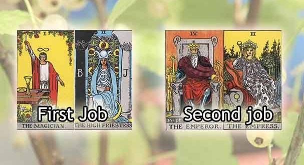 Career Choices Tarot Spread