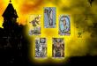 Spooky Halloween Tarot Spread