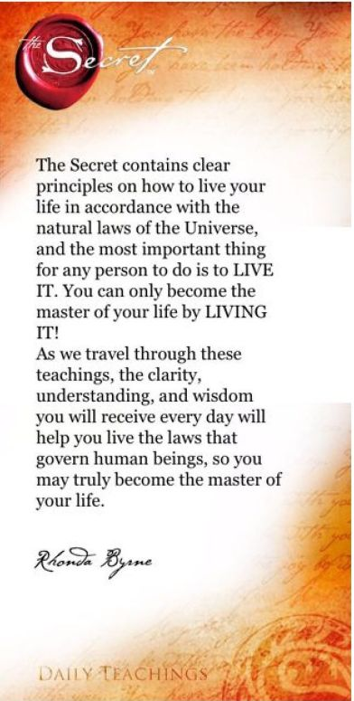 Clarity and The Law of Attraction