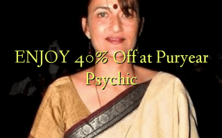 Nyd 40% Off på Puryear Psychic