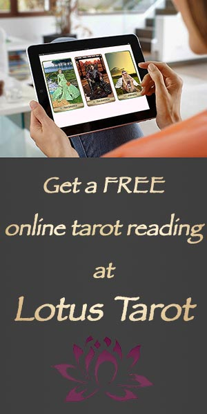 Free Tarot Reading – Online psychic readings