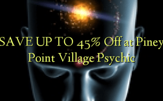 SPAR OP TIL 45% Off på Piney Point Village Psychic