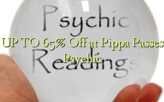 OP TIL 65% Off ved Pippa Passes Psychic