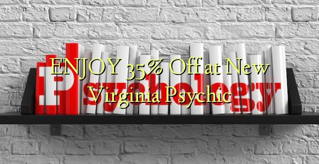 Nyd 35% Off på New Virginia Psychic