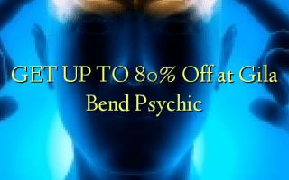 FÅ OP TIL 80% Off på Gila Bend Psychic