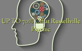 OP TIL 70% Off ved Russellville Psychic