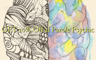 GET 10% Off at Parole Psychic