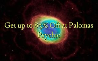 Få op til 85% Off ved Palomas Psychic