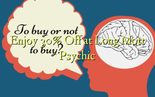 Nyd 30% Off ved Long Mott Psychic