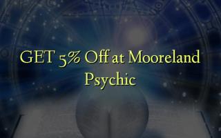 GET 5% Off på Mooreland Psychic