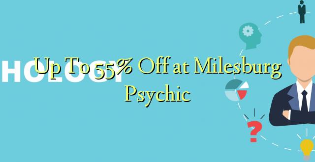 Op til 55% Off ved Milesburg Psychic