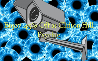 Nyd 45% Off på Clifton Hill Psychic