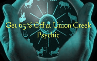 Få 65% Off ved Union Creek Psychic
