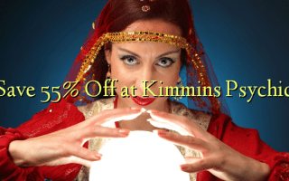 Gem 55% Off ved Kimmins Psychic