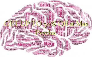 GET UP TO 50% Off at Man Psychic