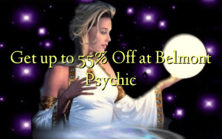 Get up to 55% Off at Belmont Psychic