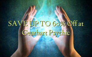 SAVE UP TO 60% Off at Gearhart Psychic