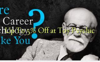 Op til 5% Off på Toy Psychic