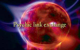 Psykisk linkudveksling