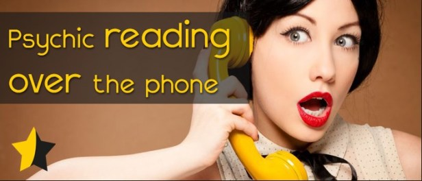 psychic reading over the phone