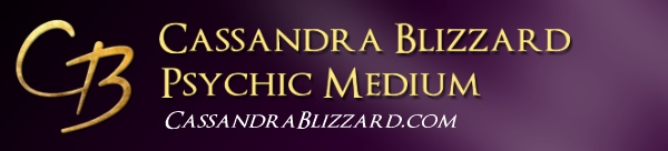 Psychic Reading by Cassandra Blizzard