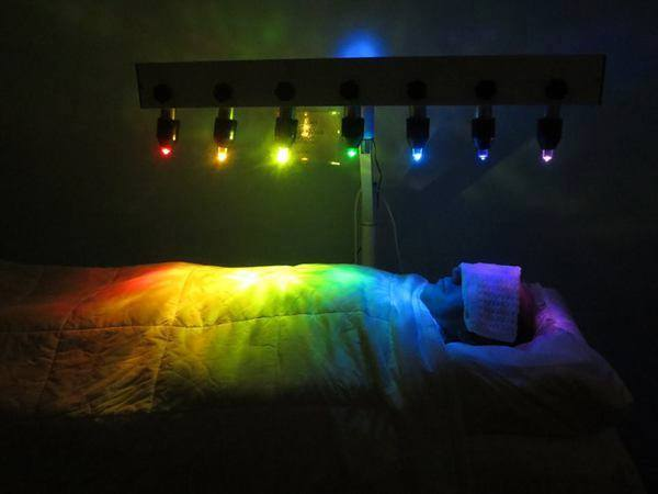 John Of God Crystal Light Bed Sessions With Pamela Sophia Rays