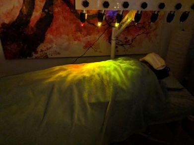 John of God Crystal Bed