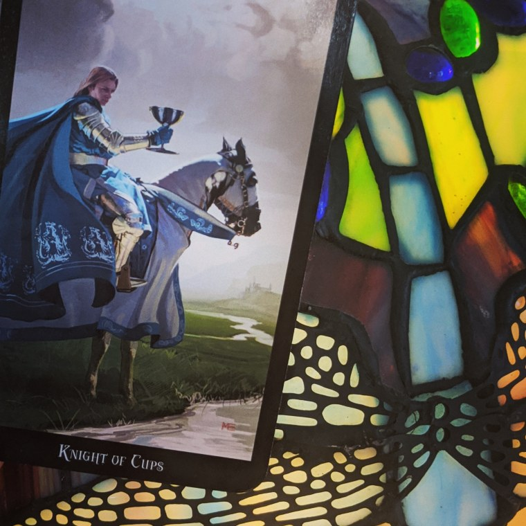 Daily Tarot Card Reading: King of Cups Reverse. © Psychic Readings By Brandi, www.psychicreadingabybrandi.com