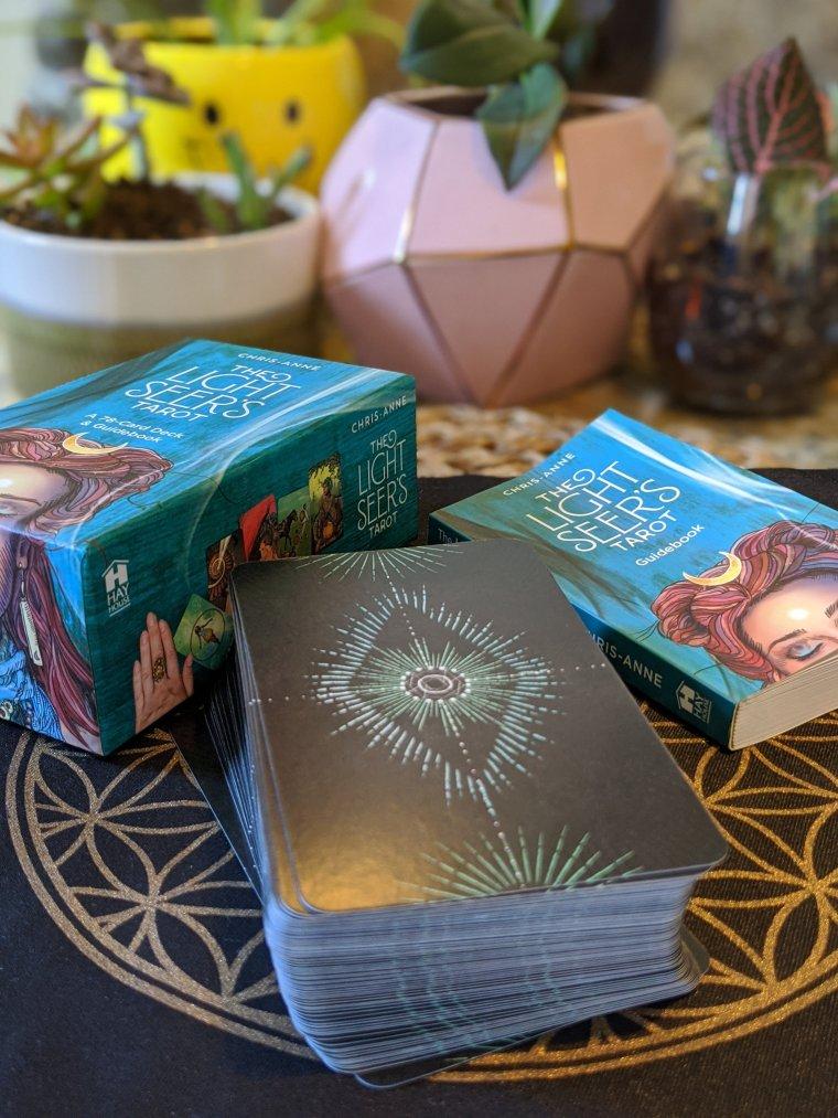 Light Seers Tarot Card Deck