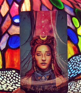 High Priestess © Psychic Readings by Brandi www.psychicreadingsbybrandi.com