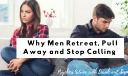 Why Men Withdraw, Pullback and Stop Calling