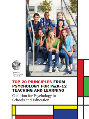 20 psychological principles that will help your students learn more